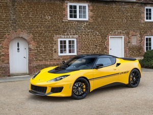Обои Lotus Evora Sport 410
