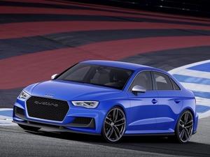 Обои Audi RS3 Clubsport Quattro