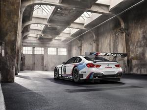 Обои BMW M6 GT3