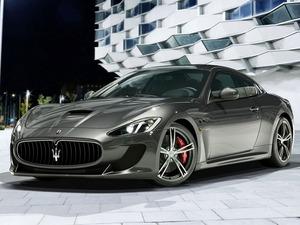 ���� Maserati GranTurismo MC Stradale