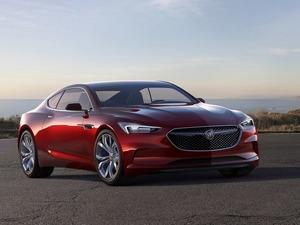 Обои Buick Avista Concept