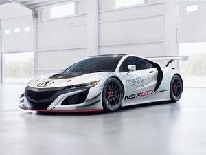 Обои Acura NSX GT3