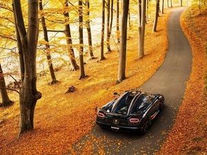 Обои Koenigsegg Agera RS