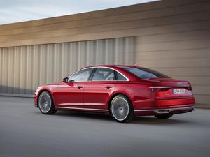 Обои Audi A8 2017