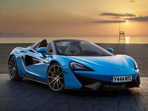 Обои McLaren 570s Spider