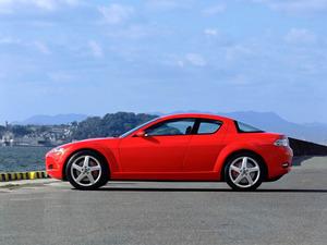 Обои Mazda RX-8