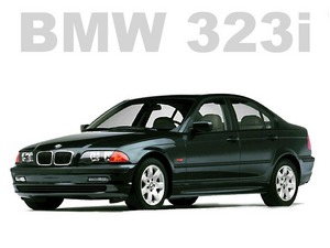 Обои BMW 323i