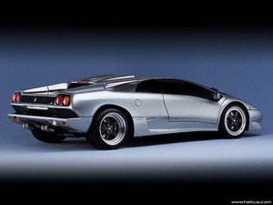 Обои Lamborghini Diablo
