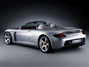 Обои Porsche Carrera GT
