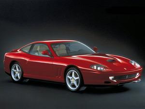 Обои Ferrari 550 Maranello