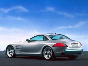 Обои Mercedes CLR