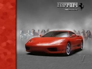 Обои Ferrari 360 Modena