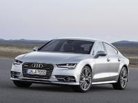 Обои для рабочего стола: Audi A7 2015