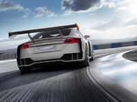 Обои для рабочего стола: Audi TT clubsport turbo