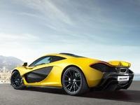 Обои для рабочего стола: McLaren P1 Coupe