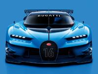 Обои для рабочего стола: Bugatti Vision Gran Turismo