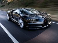 Обои для рабочего стола: Bugatti Chiron