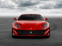 Обои для рабочего стола: Ferrari 812 SuperFast