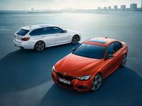 Обои для рабочего стола: BMW 3