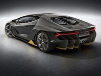 Обои для рабочего стола: Lamborghini Centenario