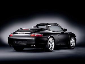 Обои Porsche 911 Carrera 4