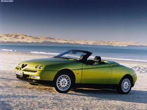 Обои Alfa Romeo