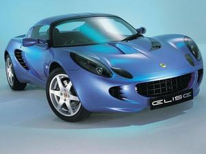 Обои Lotus Elise