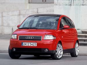 Обои Audi A2