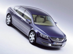 ���� VW Phaeton