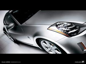 Обои Nissan FairLady Z