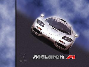 Обои McLaren F1
