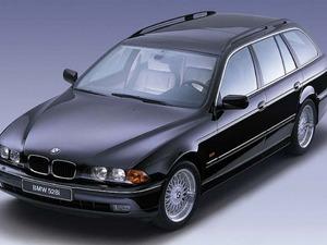 Обои BMW 528i