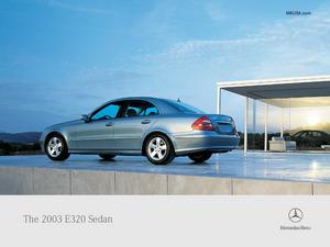 ���� Mercedes Benz E320 Sedan