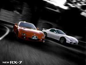Обои Mazda RX-7