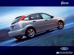Обои Ford Focus