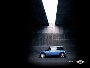 Обои BMW Mini Cooper