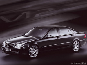 ���� Brabus Mercedes S-Class