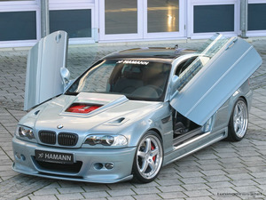Обои BMW Hamann