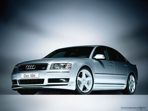 Обои Audi S8