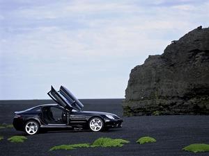 Обои Mercedes-Benz McLaren SLR