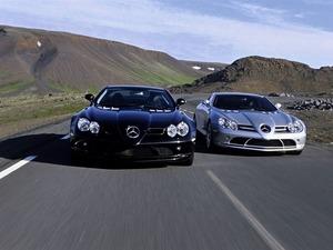 ���� Mercedes-Benz SLR McLaren