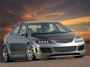 Обои Mazda 6 Tuning