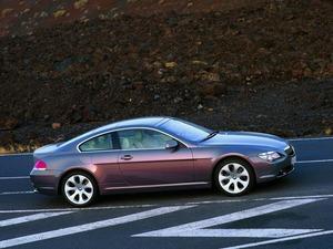 Обои BMW 6-серия