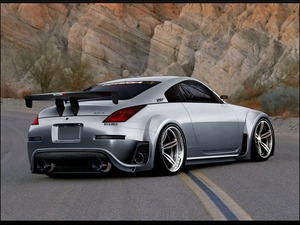 Обои Nissan 350Z