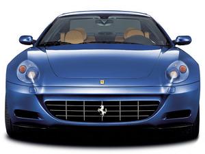 Обои Ferrari 612 Scarletti