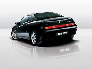Обои Alfa Romeo GTV