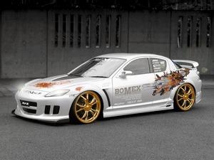 Обои Mazda RX8