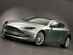 Обои Aston Martin Vanquish