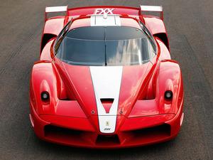 Обои Ferrari FXX