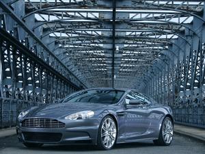 Обои Aston Martin DBS